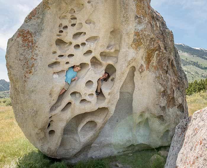 7 Undiscovered Southern Idaho Gems Near Yellowstone Yellowstone Castle Rock State Park Idaho
