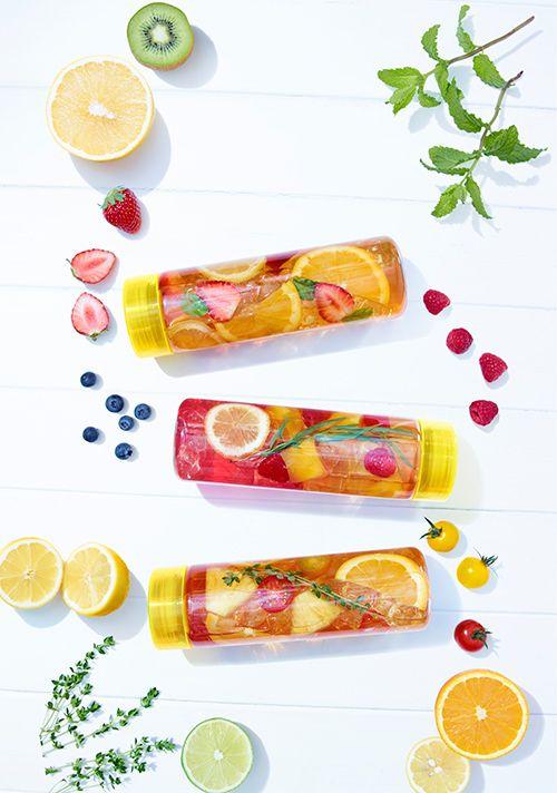 リプトンの新感覚アイスティー専門店が表参道に - 果物やハーブ、シロップをミックスして好みの一杯をの写真4