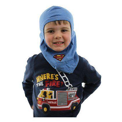 Superhero Costume Kid's Hood #TheFireStore