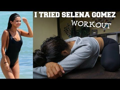 Workout  Tips - Video :  I TRIED SELENA GOMEZ WORKOUT  I TRIED SELENA GOMEZ WORKOUT  Video  Description I finally tried Selena Gomez workout yippppy! I show y'all the workout + give you a full on review of the entire workout! I hope you guys enjoy it and find it helpful 😀  All my fitness plans are available for purchase here: ww... #Videos https://fitnessmag.tn/videos/workout-tips-video-i-tried-selena-gomez-workout/