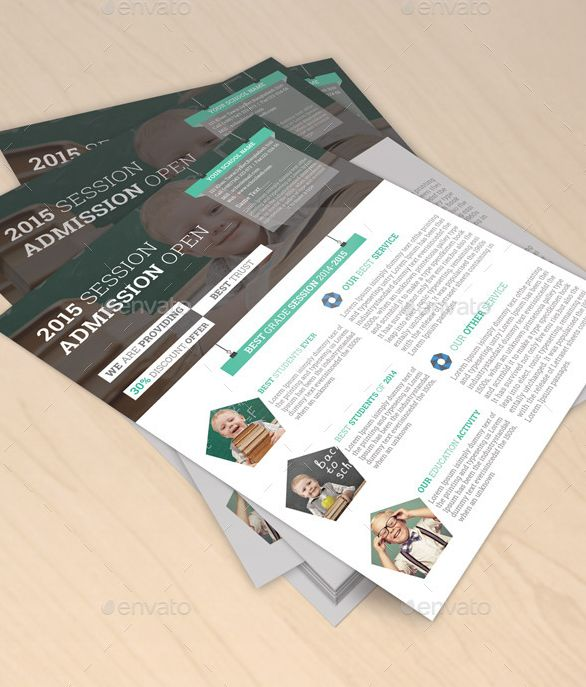 Top 25 ideas about professional educational psd school flyer templates on pinterest flyer for Pinterest template psd