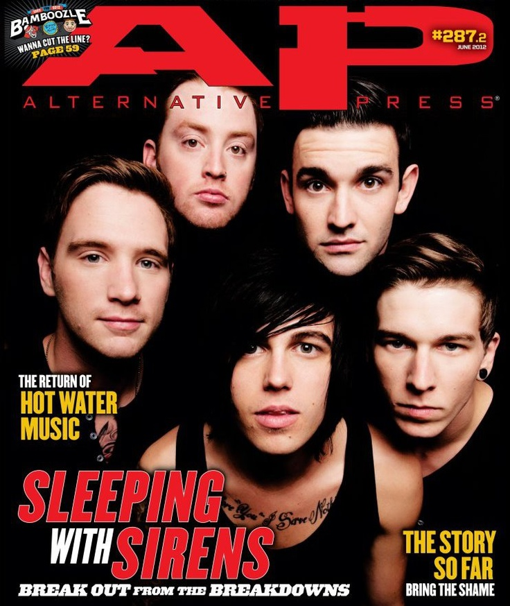 Sleeping With Sirens.. I really need to subscribe to AP