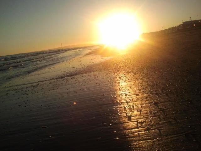 Il sole tramonta al Cerboli #sunset #tramonto #beach #sea #mare #spiaggia #toscana
