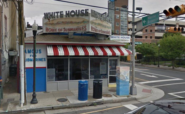 10 White House Sub Shop Address 2301 Arctic Avenue Atlantic City Nj 08401 House White House Atlantic City
