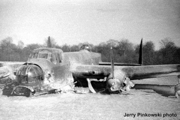 bomber crash related keywords - photo #6