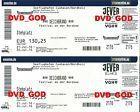 #Ticket  2 Tickets DEICHBRAND Festival 2016 4-Tageskarten Festivalkarten Kombitickets #Ostereich