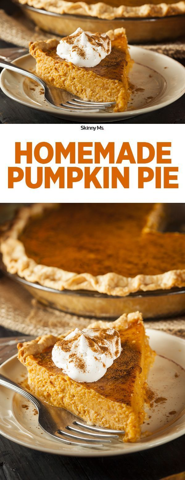 Clean Eating Pumpkin Pie is made with all whole foods--an obvious holiday staple.