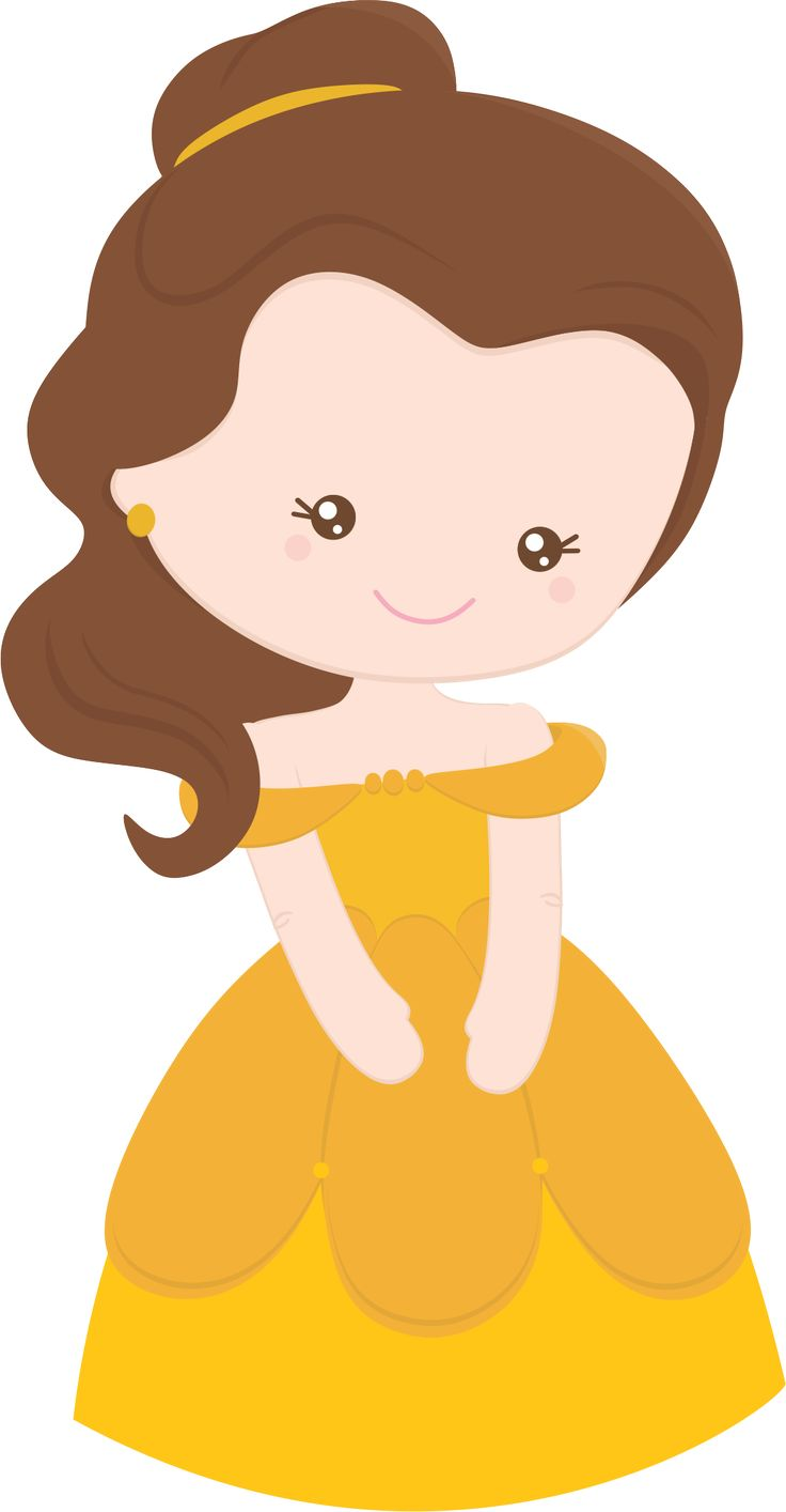 clipart princesas disney - photo #22