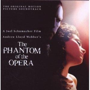 Soundtrack『The Phantom of the Opera』