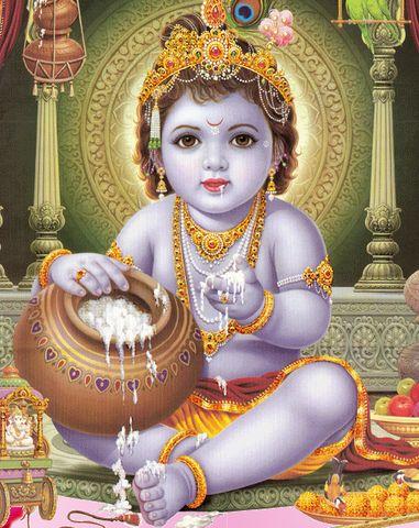 Baby Vishnu