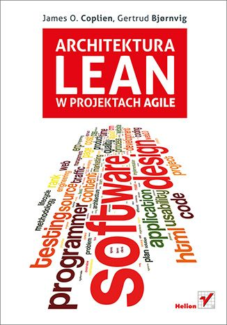 """""""Architektura Lean w projektach Agile""""  #helion #ksiazka #agile #lean #programowanie #informatyka"""