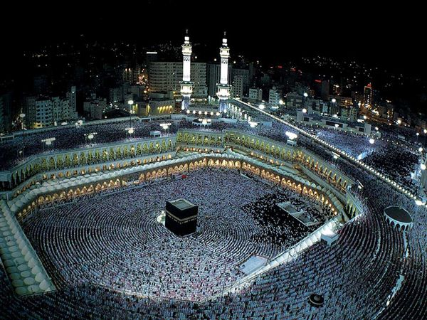 Masjid al-Haram – Mecca – Saudi Arabia