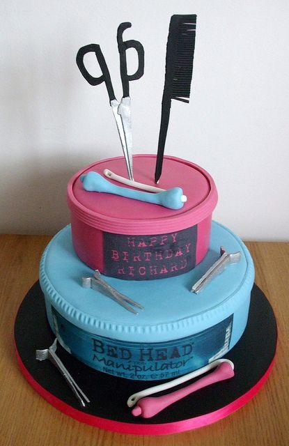 20+ best ideas about Hairdresser Cake on Pinterest ...
