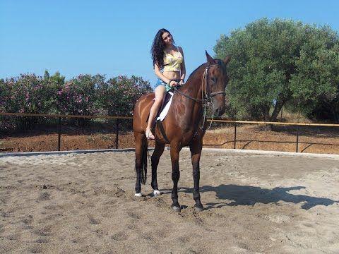 Конные прогулки в Неа Фокеа, Кассандра