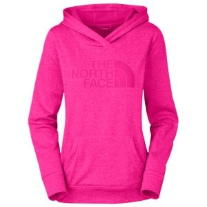 The North Face Fave-Our-Ite Hoodie - Women's - Running - Clothing - Razzle Pink