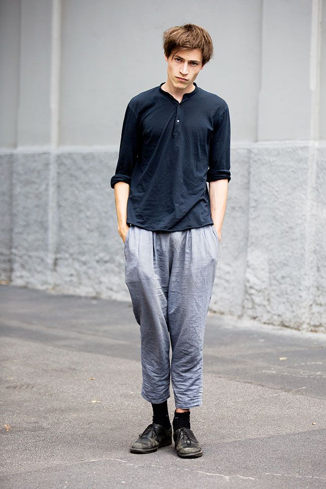 Street Looks La Fashion Week Homme Printemps T 2016 De Milan Milan Style Men And Street
