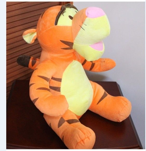 lovely stuffed animal tiger plush toys jumping tiger toys little tiger birthday gift about  40 cm //Price: $US $14.03 & FREE Shipping //     #toyz24