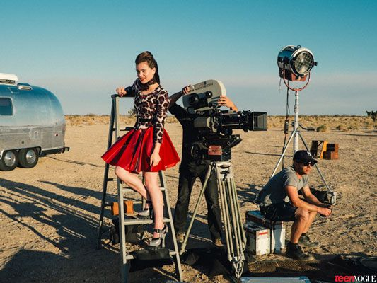 Hailee Steinfeld: The Oscar Nominee and Style Icon on Her Biggest Year Yet