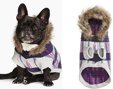 Abrigo para perro de H&M