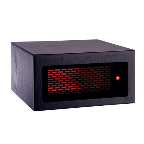 The American Comfort Mini Infrared Heater (ACW0041WE) provides 1200W of supplemental heat and is ideal for smaller areas such as a kitchen, office or RV. Infrared heaters are an energy efficient and powerful heating solution for your home in the colder months. This American Comfort heater is equipped with a analog thermostat and a stylish wood casing.