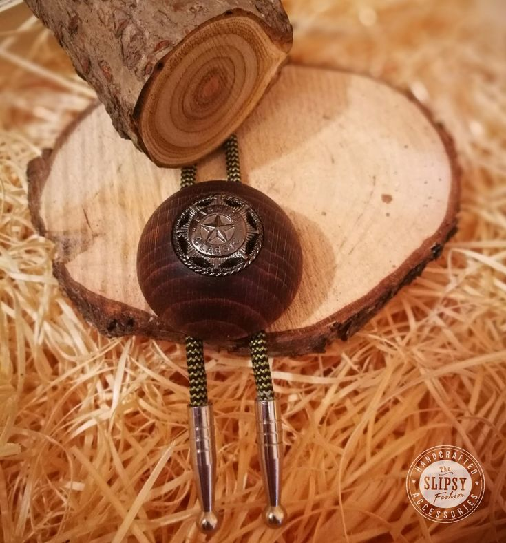 Bolo Tie Star by Slipsy Fashion Microchip inside creations