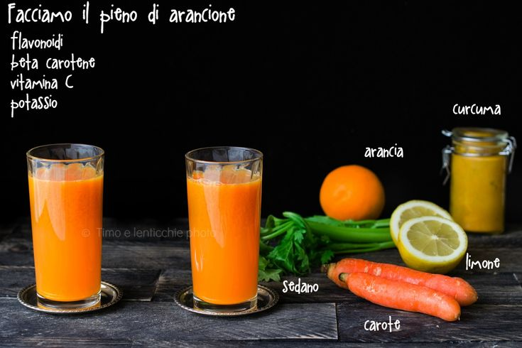 6 estratti a colori per una sana alimentazione ricette e proprietà