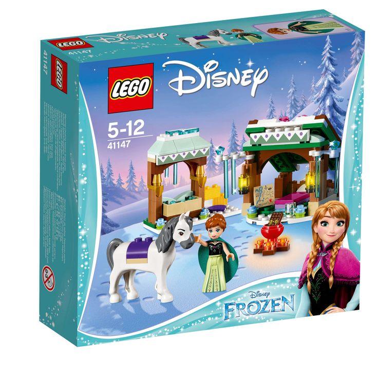 #Lego #LEGO® #41147   LEGO Disney Princess Annas eisiges Abenteuer  Alter: 5-12, Teile: 153.    Hier klicken, um weiterzulesen.  Ihr Onlineshop in #Zürich #Bern #Basel #Genf #St.Gallen