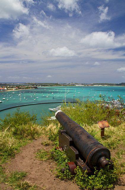 Fort St. Louis. Saint Martin #Caribbean