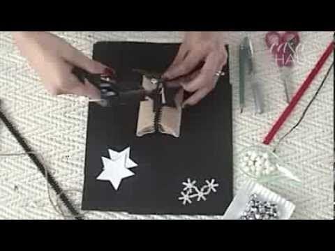 DIY Advent calendar video tutorial! Cómo hacer un Calendario de Adviento DIY