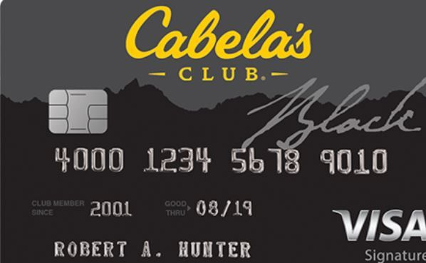 CABELA'S CREDIT CARD Login | Apply For Cabela's Credit Card