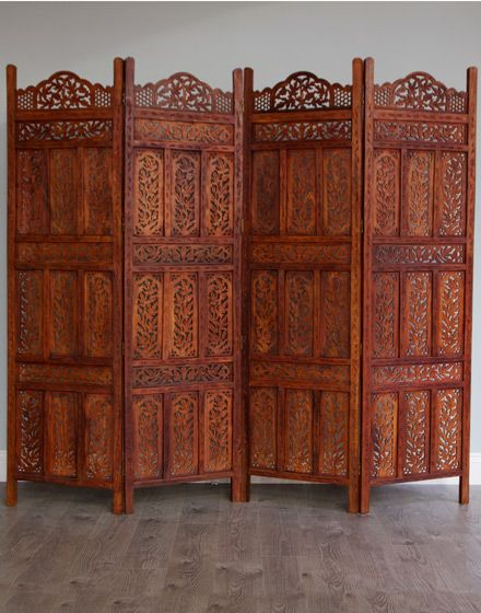 Arabic Style Hand Carved Wooden Room Divider. use as headboard, use fishing  line to - Best 20+ Wooden Room Dividers Ideas On Pinterest Wood Partition