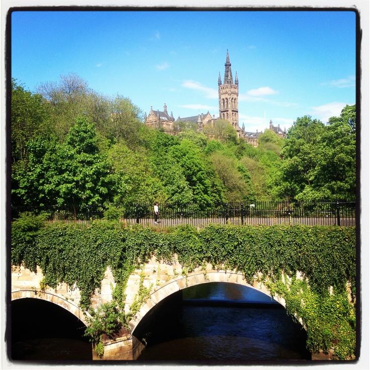 #glasgow #bridge #scotland