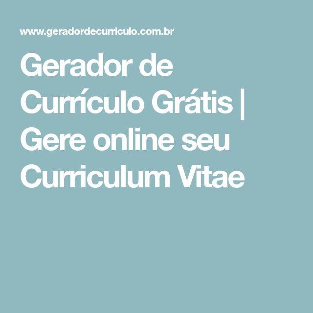 Best 25+ Curriculum vitae online ideas on Pinterest Creative cv - europass curriculum vitae