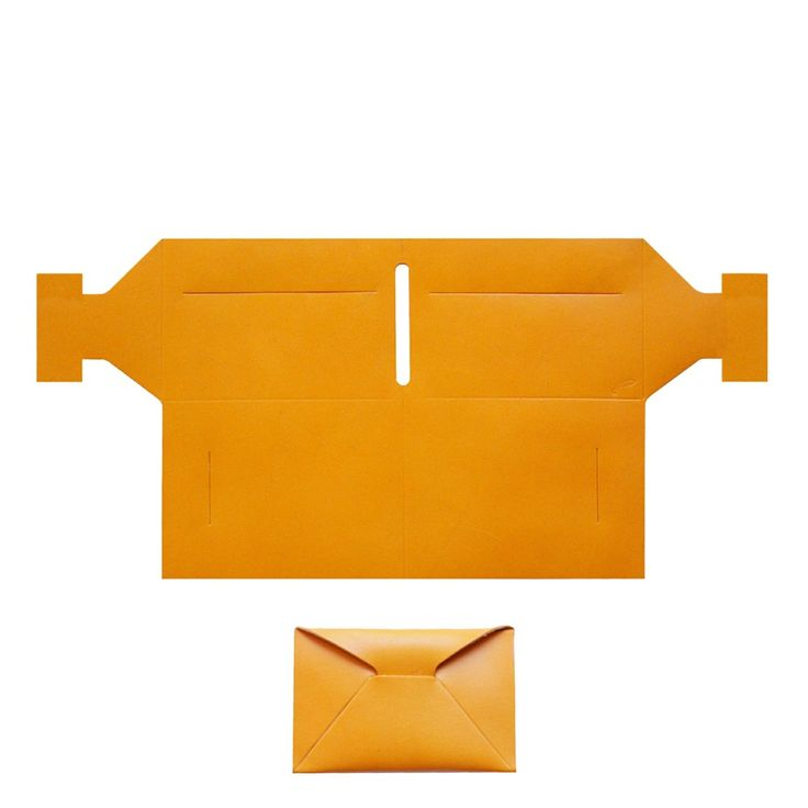 Yön - leather wallet ORIGAMI (portefeuille) + money via koloroj. Click on the image to see more!