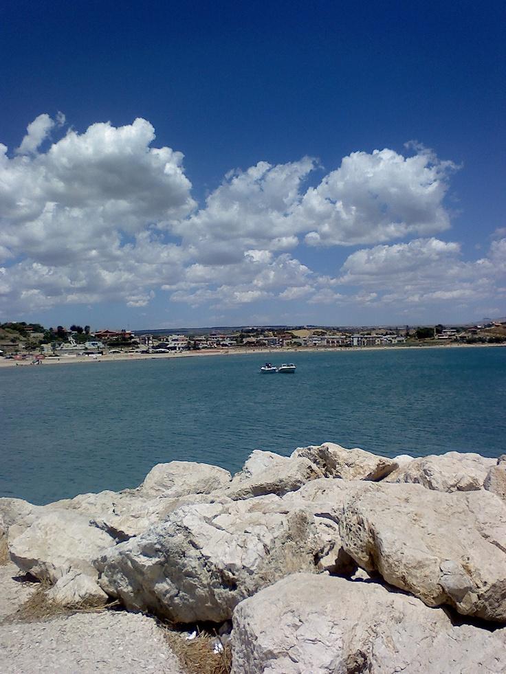 Spiaggia di Porto palo Menfi