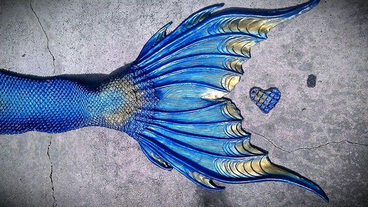 merbella mermaid tails - Google Search