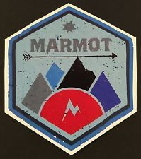 marmot decal - Google Search