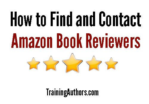 How to Find and Contact #Amazon Reviewers: Most #authors know that reviews help sell books. But, getting reviews is sometimes difficult. There are many options for getting book reviews but in this post, I am going to focus on how to find and contact Amazon book reviewers. I have done this manually in the past and have had some success. Not every reviewer will e-mail you back or post a review about your book, but this is an option you can try.