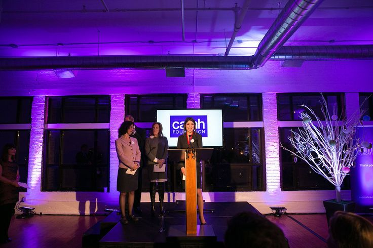 CAMH Breakthrough Challenge Fundraiser Challenge hosted at The Burroughes