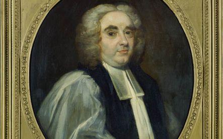 Bishop George Berkeley by James Latham