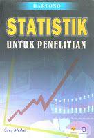 Toko Buku Sang Media : STATISTIK UNTUK PENELITIAN