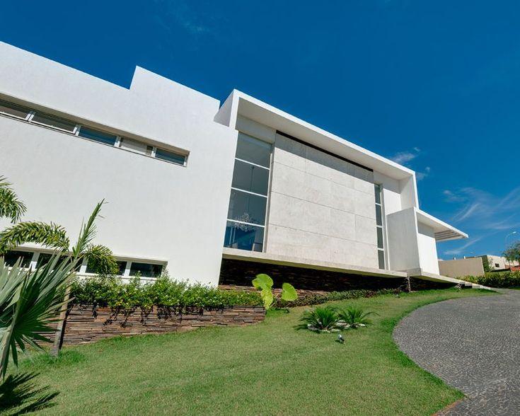 Mejores 89 im genes de arquitectura minimalista for Casa moderna alicante