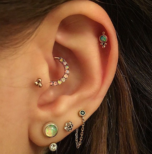 daith ear piercing jewelry 102 best daith piercings images on piercing 7845