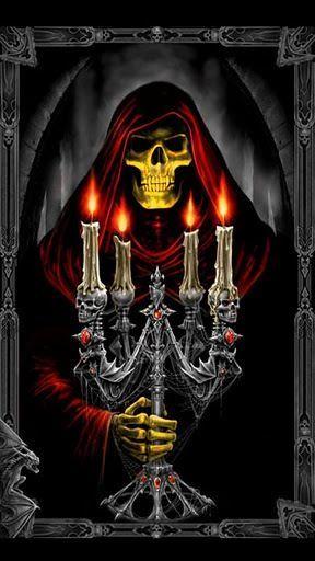 Spooky creepy!!!