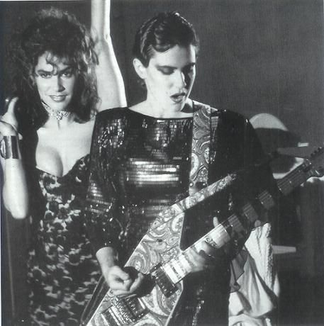 Susannah Melvoin and Wendy Melvoin | Prince's female ...