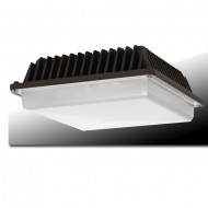 Buy LED 39W Canopy, features tamper proof, easy installation flush mount and shatter proof polycarbonate cover reduces glare. http://www.ledcanada.com/39watt-canopy/
