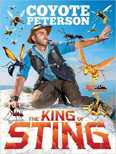 DOWNLOAD PDF] The King of Sting (Brave Wilderness) Free Epub/MOBI