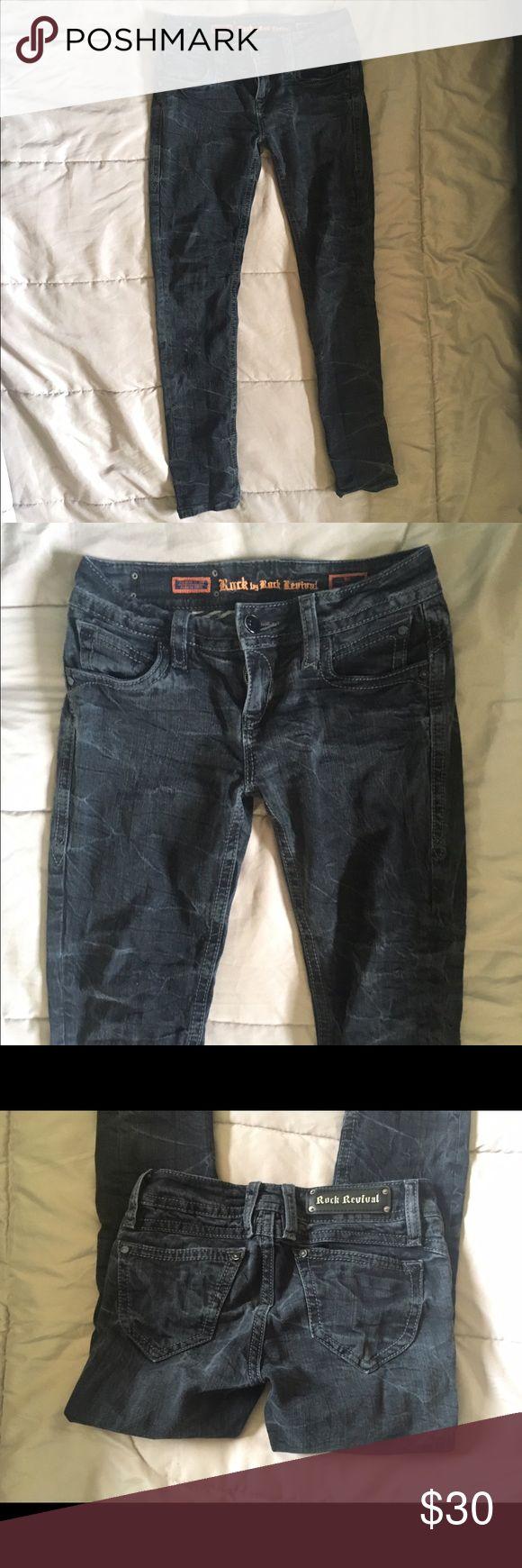 Rock revival 27 skinny jeans Rock revival 27 skinny jeans Rock Revival Jeans Skinny