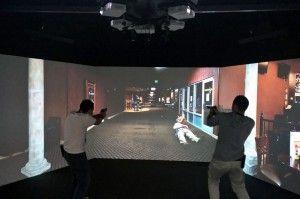 Simulateur V-300 : La réalité virtuelle au service de l'entrainement des forces de l'ordre