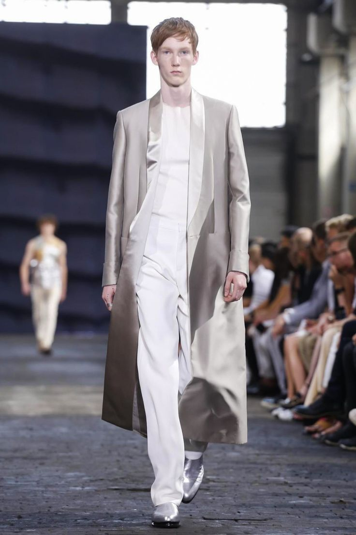Maison Margiela Menswear Spring Summer 2016 Paris - NOWFASHION